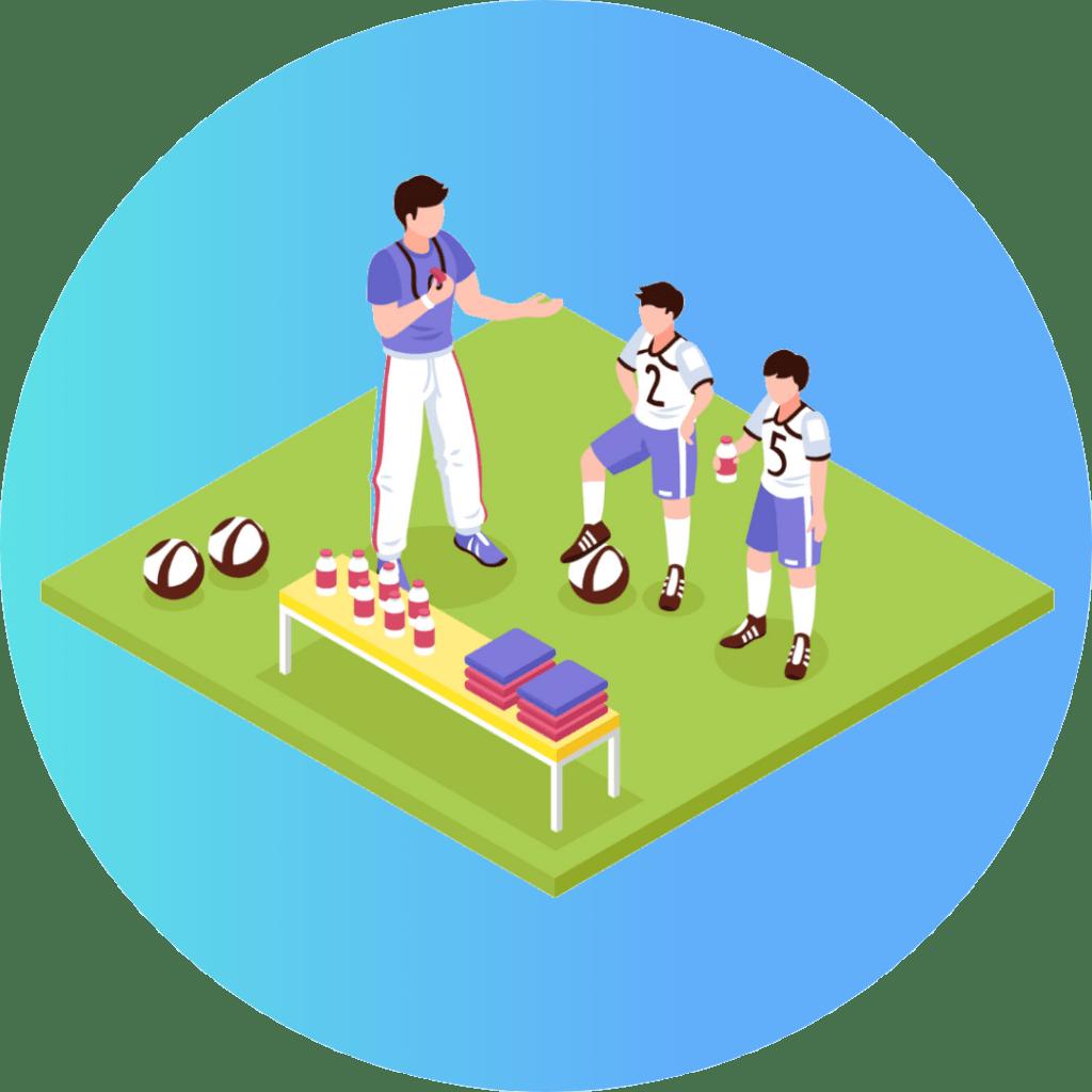 Servicios para entrenadores de psicología deportiva