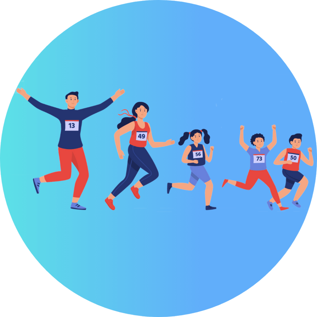 Servicios para familias con hijos/as deportistas